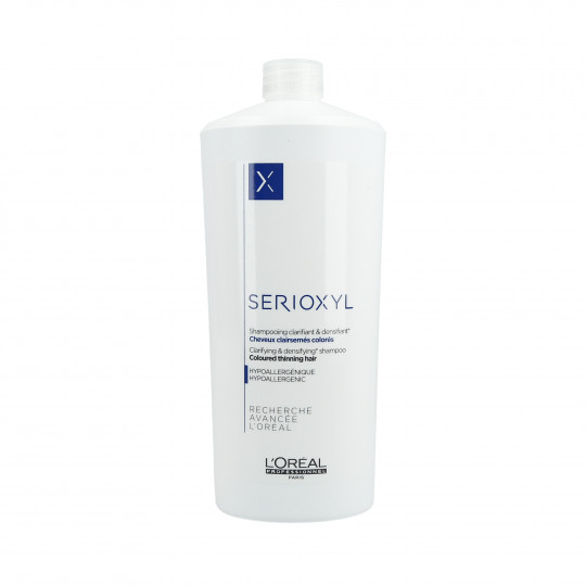 L'OREAL PROFESSIONNEL SERIOXYL Shampoo capelli colorati 1000ml - 1