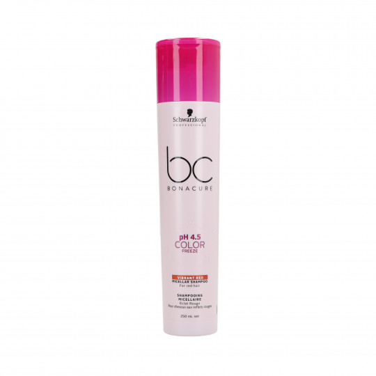 BC COLOR RED HAIR SHAMPOO 250ML