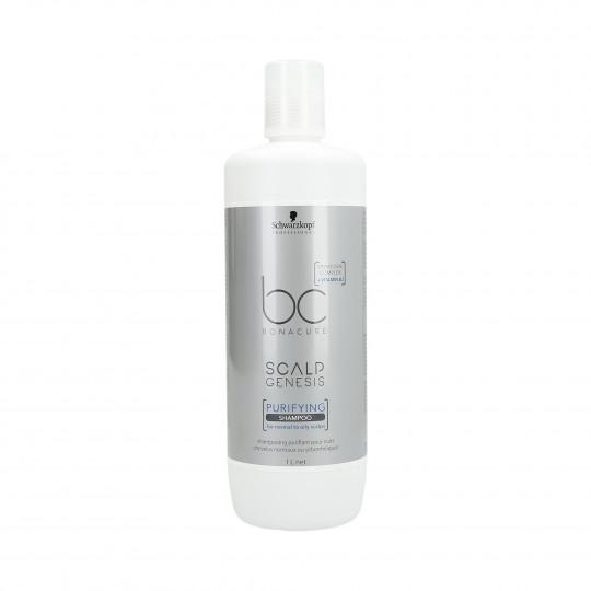 SCHWARZKOPF PROFESSIONAL BC SCALP GENESIS Shampoo purificante 1000ml - 1