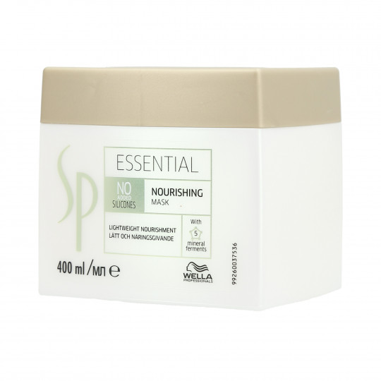 SP ESSENTIAL MASK 400ML