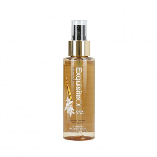 BIOLAGE EXQUISITE OIL Moringa Olio per capelli 100ml - 1