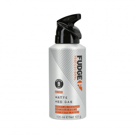 FUDGE PROFESSIONAL Matte Hed Gas Lacca per capelli 135ml - 1