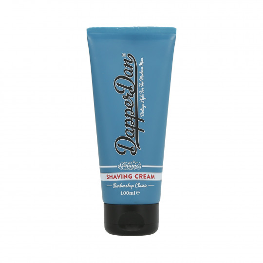 DAPPER DAN BARBERSHOP CLASSIC Crema da barba 100ml - 1