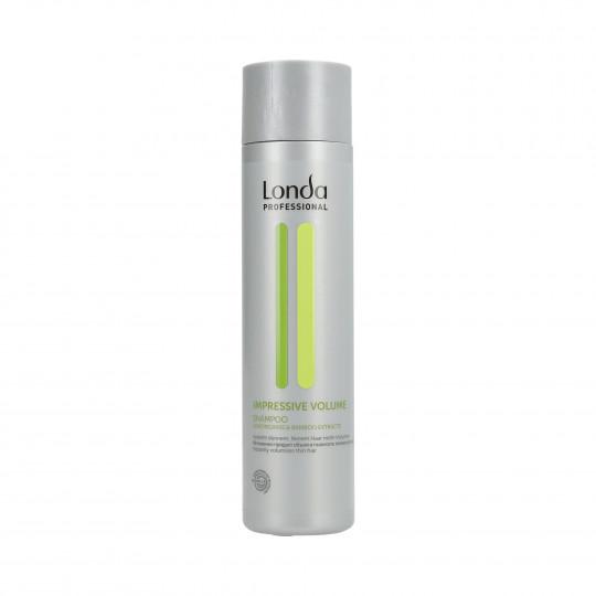 Londa Impressive Volume Shampoo volumizzante 250 ml - 1