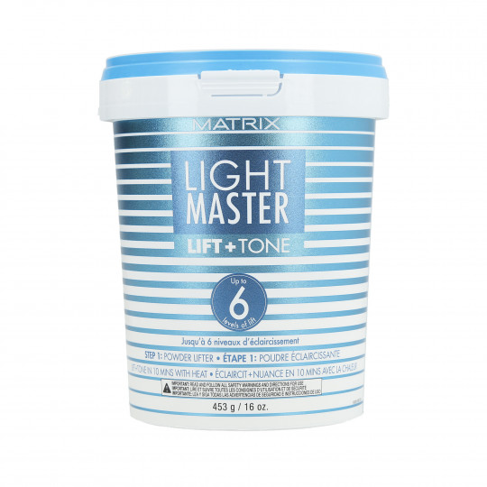 MATRIX LIGHT MASTER Lift&Tone Polvere Schiarente 453gr - 1