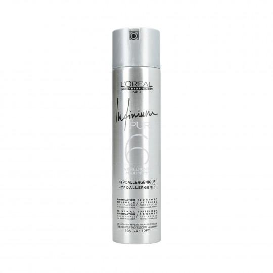 L'OREAL PROFESSIONNEL INFINIUM Pure Soft Lacca per capelli 300ml - 1