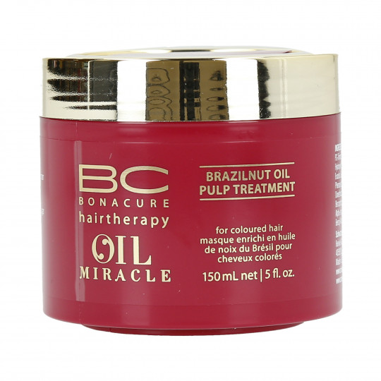 SCHWARZKOPF PROFESSIONAL BC OIL MIRACLE Brazilnut Oil Maschera per capelli 150ml