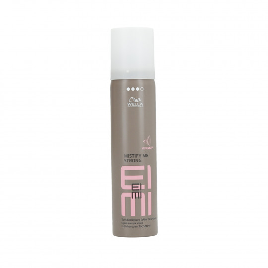 WELLA PROFESSIONALS EIMI Mistify Me Strong Lacca forte 75ml