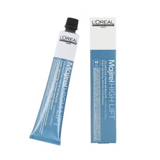L'OREAL PROFESSIONNEL MAJIREL HIGH LIFT Tintura permanente per capelli 50ml - 1