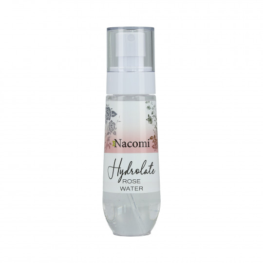 NACOMI HYDROLATE ROSE Distillato per il viso 80ml - 1