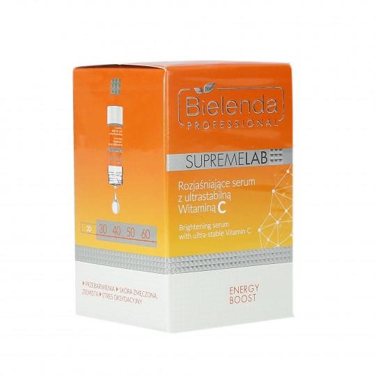 BIELENDA PROFESSIONAL SUPREMELAB Siero schiarente con vitamina C 15ml - 1