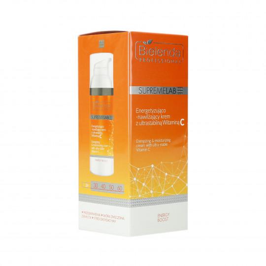 BIELENDA PROFESSIONAL SUPREMELAB Crema energizzante con vitamina C 50ml - 1