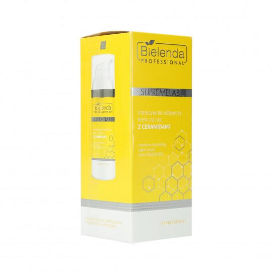 BIELENDA PROFESSIONAL SUPREMELAB Crema notte nutriente con ceramidi 50ml - 1