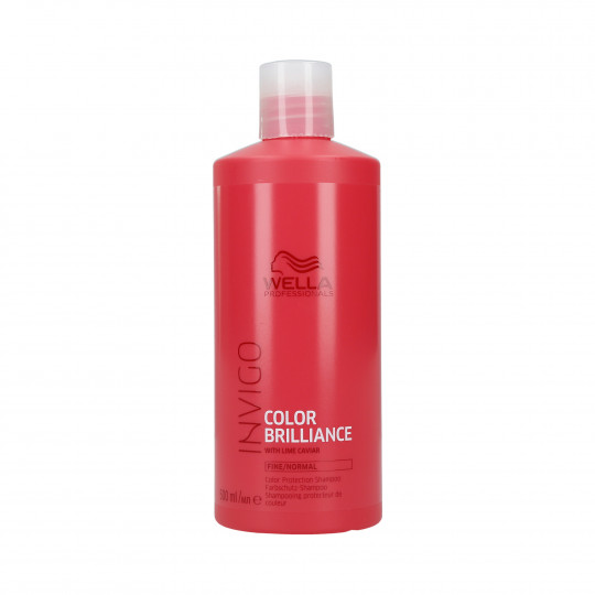WELLA PROFESSIONALS INVIGO BRILLIANCE Shampoo per capelli fini e normali 500ml