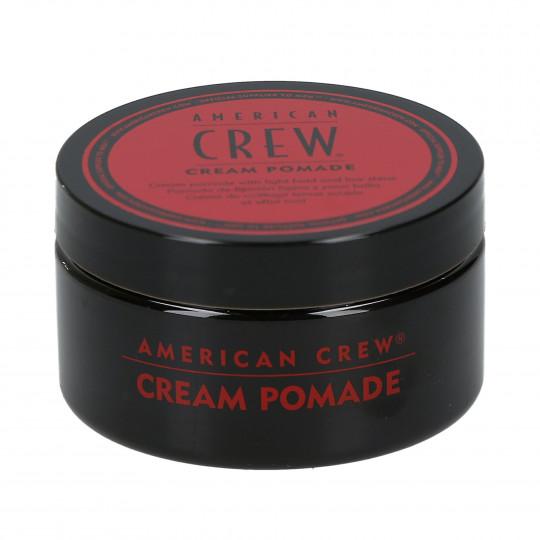 AMERICAN CREW Cream Pomade Pomata per lo styling dei capelli 85gr - 1