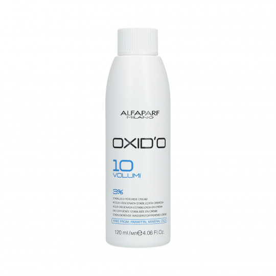 ALFAPARF OXID'O Ossidante in Crema 3% (10 Vol.) 120ml - 1