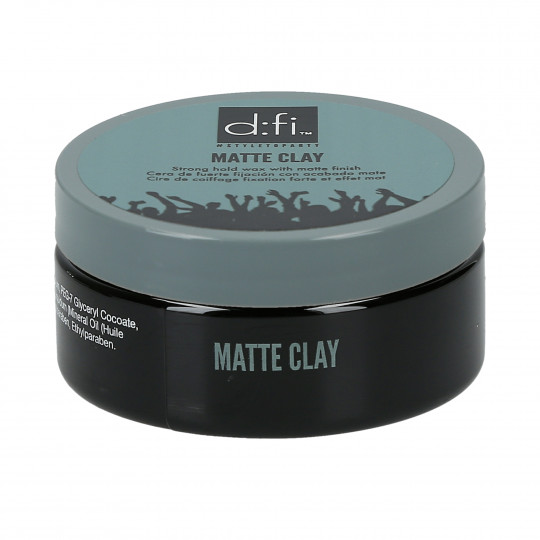 D: FI Matte Clay Argilla Opaca Per Capelli 75g - 1