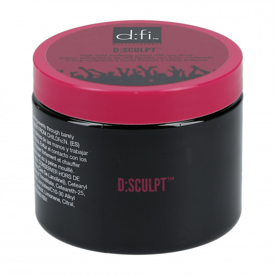 D: FI D: SCULPT Crema Modellante Per Capelli 150g - 1
