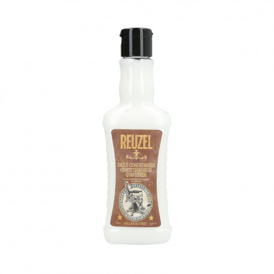 REUZEL Daily Conditioner quotidiano per capelli 350ml - 1