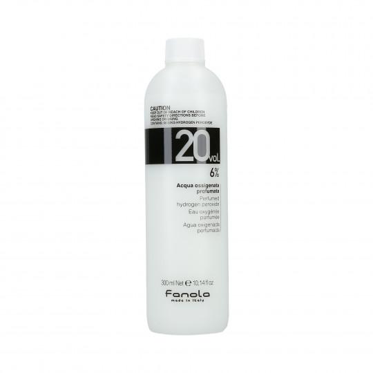 Fanola Ossidante per capelli 20 vol 6% 300 ml - 1