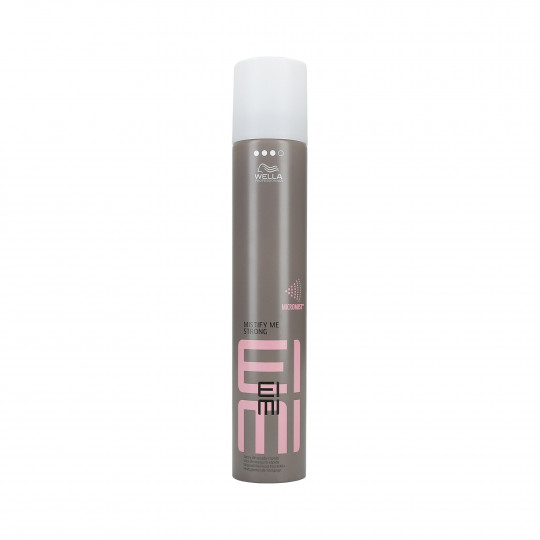 WELLA PROFESSIONALS EIMI Mistify Me Strong Lacca forte 500ml