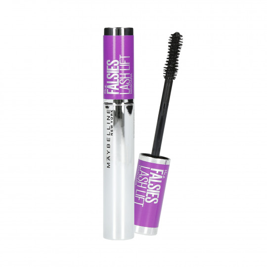 MAYBELLINE The Falsies Lash Lift Mascara arricciante 01 Black 9ml - 1