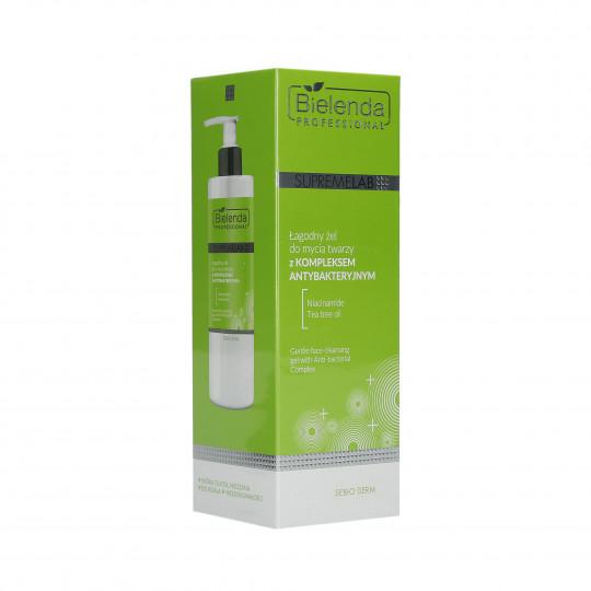 BIELENDA PROFESSIONAL SUPREMELAB Sebio Derm Gel detergente viso antibatterico 200g - 1