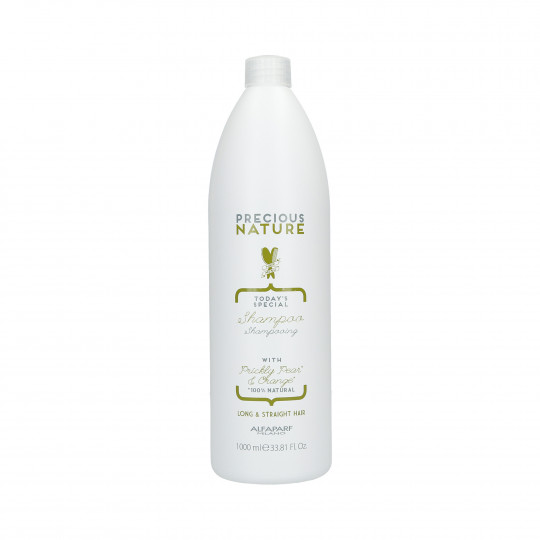 Alfaparf Precious Nature Long & Straight Shampoo per capelli lunghi e lisci 1000 ml