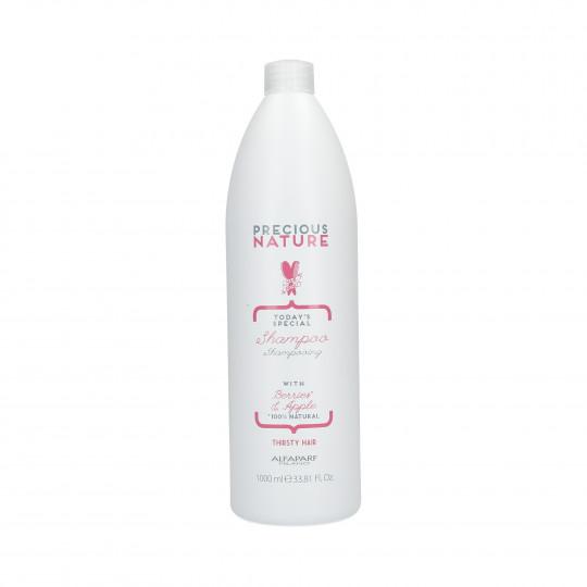 ALFAPARF PRECIOUS NATURE Thirsty Shampoo per capelli secchi 1000ml - 1
