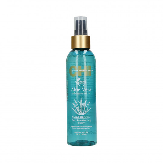CHI ALOE VERA CURL SPRAY 177ML
