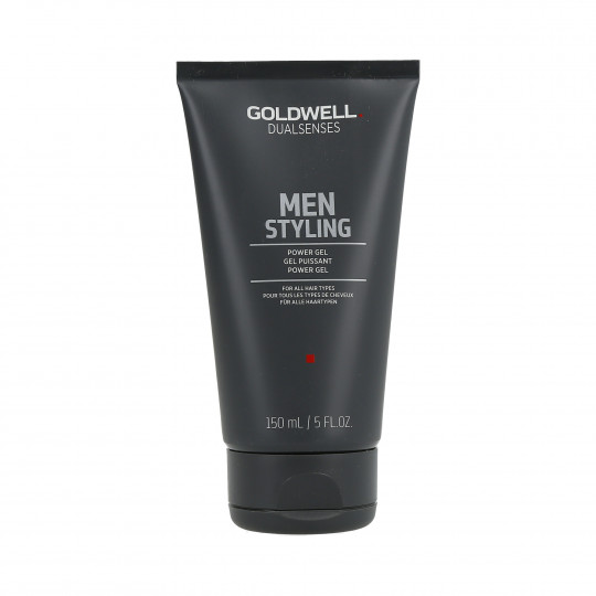 GOLDWELL DUALSENSES MEN Gel forte per capelli 150ml - 1