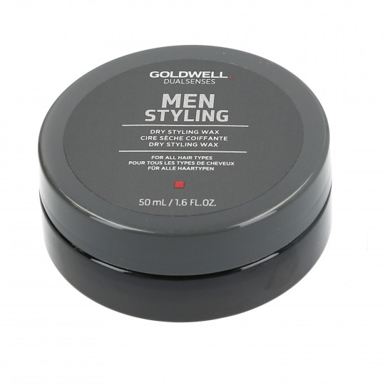 DUAL FOR MEN DRY STYLING WAX 50ML