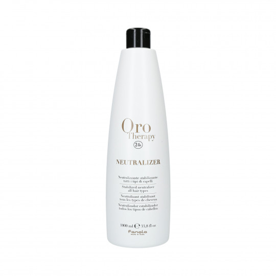 FANOLA ORO THERAPY 24k Neutralizzatore per capelli 1000ml - 1