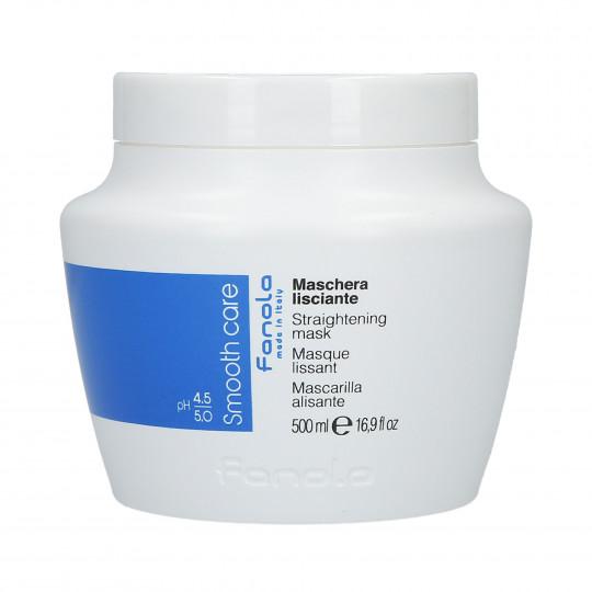 FANOLA SMOOTH CARE Maschera Lisciante per capelli 500ml - 1