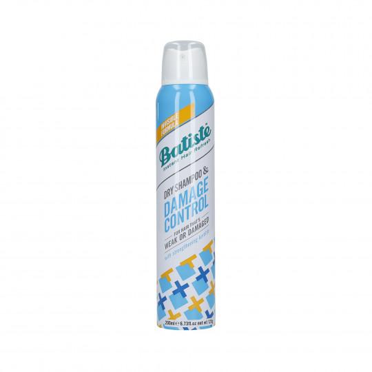 BATISTE DAMAGE CONTROL Shampoo a secco per capelli danneggiati 200ml