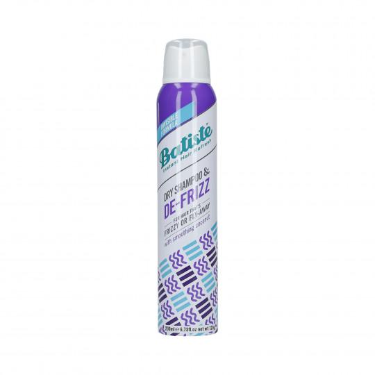 BATISTE DE-FRIZZ Shampoo a secco per capelli crespi 200ml