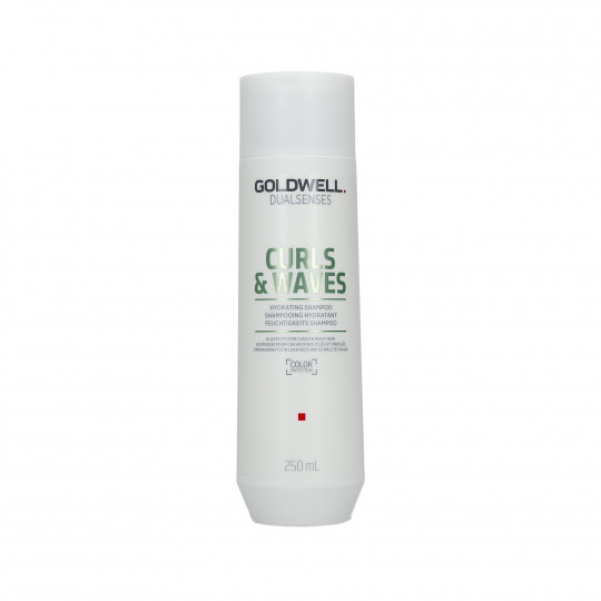 DUAL CURLS&WAVES HYDRATING SHAMPOO 250ML