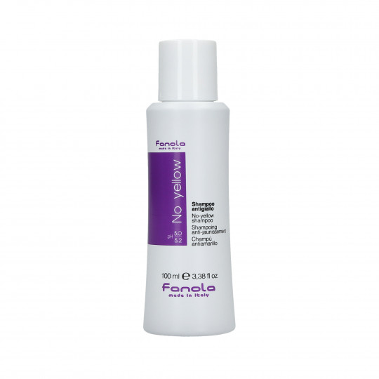 Fanola No Yellow shampoo antigiallo 100 ml - 1