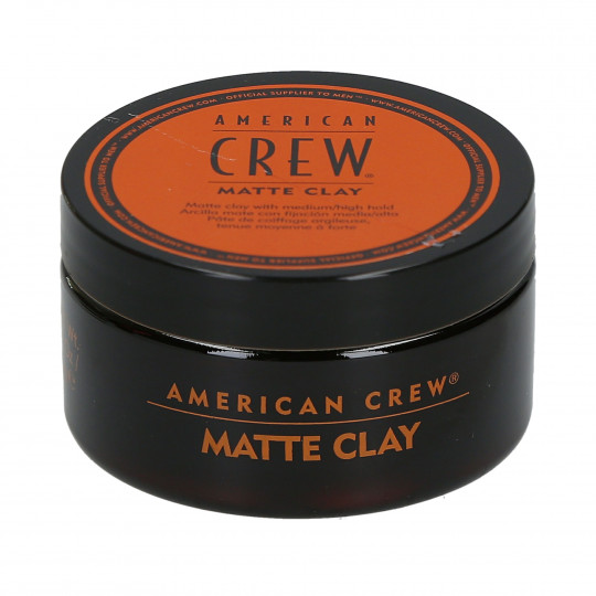 AMERICAN CREW Matte Clay Pasta modellante opaca 85g - 1