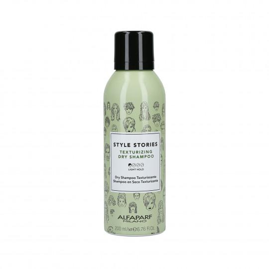 ALFAPARF STYLE STORIES Shampoo texturizzante per capelli secchi 200ml
