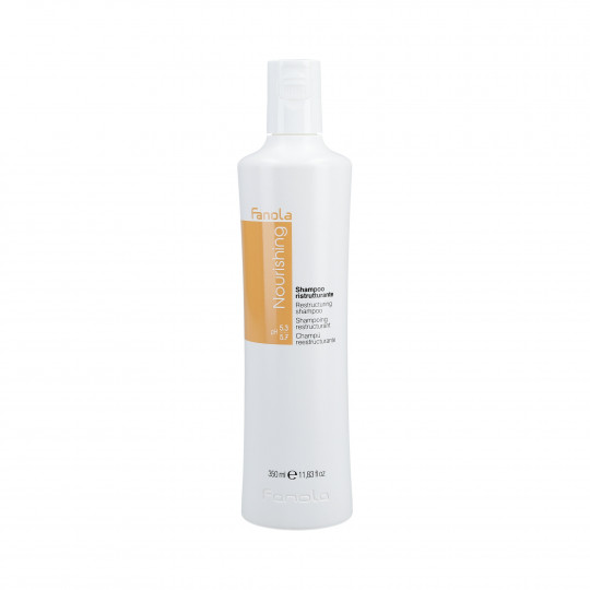 FANOLA NOURISHING Shampoo ristrutturante 350ml - 1