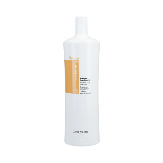 FANOLA NOURISHING Shampoo ristrutturante 1000ml - 1
