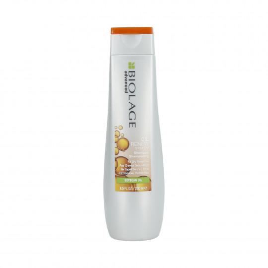 BIOLAGE ADVANCED OIL RENEW Shampoo idratante 250ml - 1