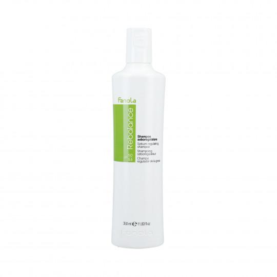 FANOLA REBALANCE Shampoo riequilibrante cuoio capelluto 350ml - 1