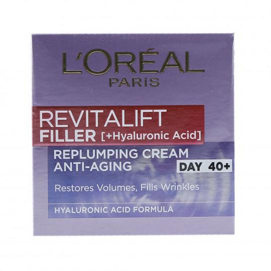 L'OREAL PARIS REVITALIFT Filler Crema giorno antirughe 50ml - 1