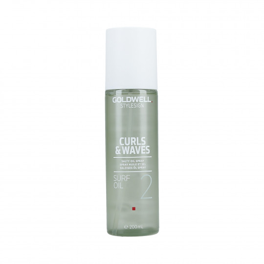 GOLDWELL STYLESIGN CURLS&WAVES Surf Oil Olio in spray 200ml - 1