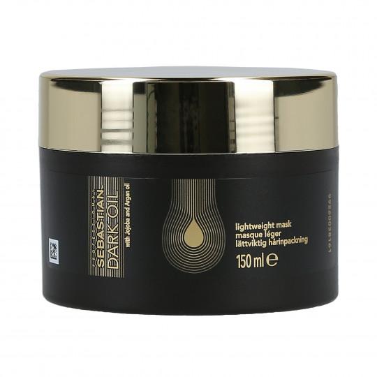 SEBASTIAN PROFESSIONAL Dark Oil Maschera rigenerante 150ml