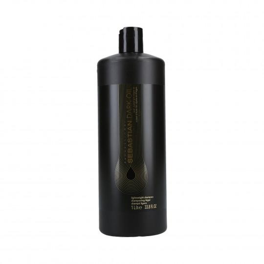 SEBASTIAN PROFESSIONAL Dark Oil Shampoo idratante 1000ml