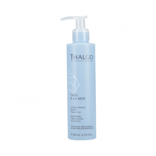 THALGO BEAUTIFYING Tonic Lotion Tonico Struccante 200 ml - 1