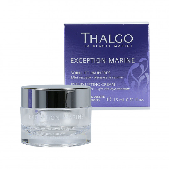 THALGO EXCEPTION MARINE Crema lifting per il contorno occhi 15ml - 1
